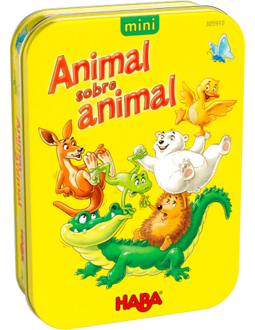 Animal sobre animal Mini