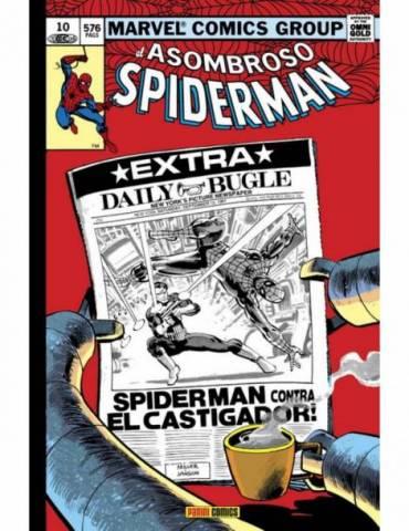 El Asombroso Spiderman 10. ¿Peligro o Amenaza? (Marvel Gold)