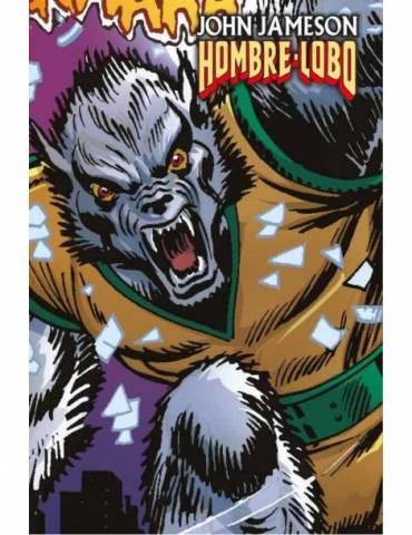 John Jameson. Hombre Lobo (Marvel Limited Edition)