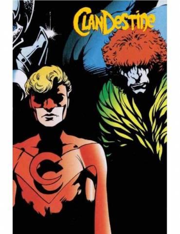 Clandestine Integral (Marvel Limited Edition)