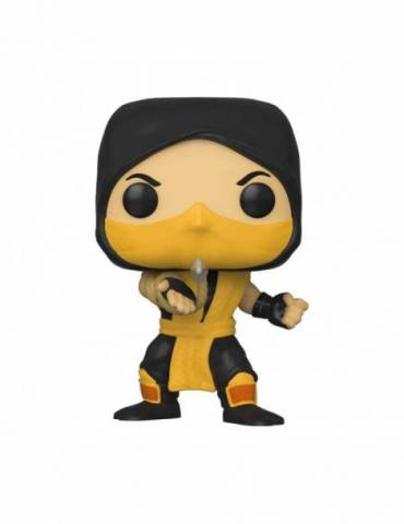 Figura POP Mortal Kombat Games: Scorpion 9 cm