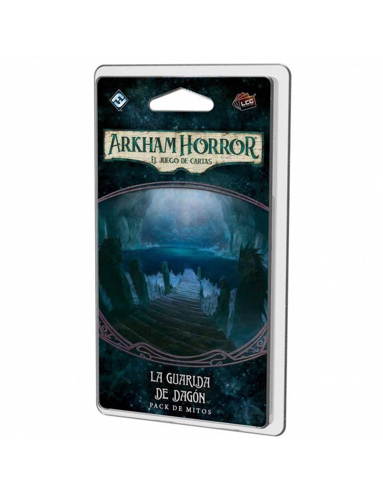 Arkham Horror: El Juego de Cartas - La Guarida del Dragón