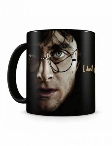 Taza Harry Potter: Harry Potter Frase
