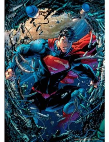 Puzle Universo DC: Superman Chatarra