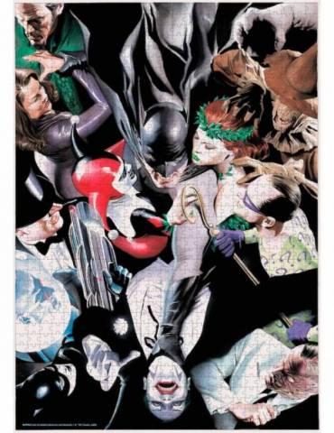 Puzle Universo DC: Batman Enemigos