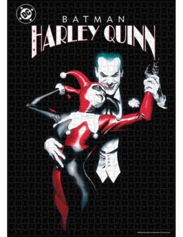 Puzle Universo DC: Joker & Harley Quinn