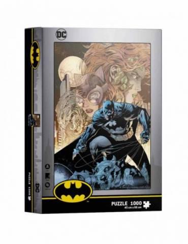Puzle Universo DC: Batman Villanas