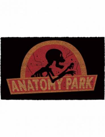 Felpudo Rick y Morty: Anatomy Park 60 X 40 cm