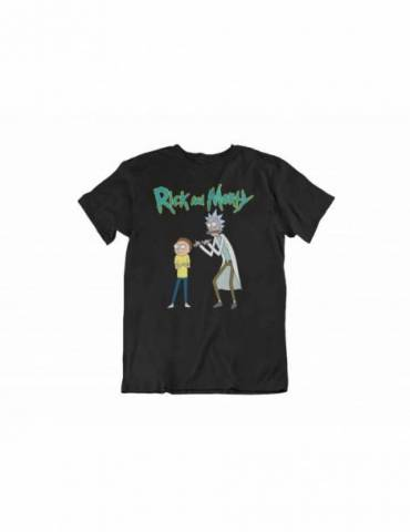 Camiseta Rick y Morty: Morty Arms Crossed