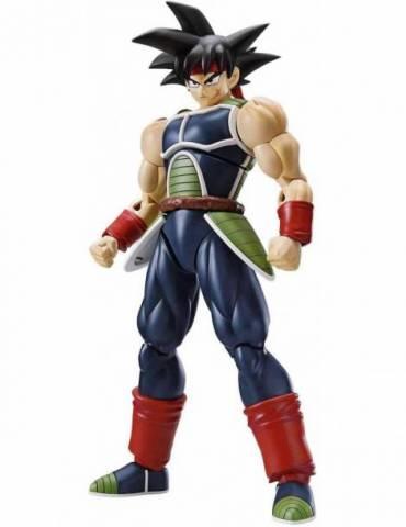 Maqueta Dragon Ball Z Figure-Rise Standard MK59121: Bardock Model Kit 14 cm