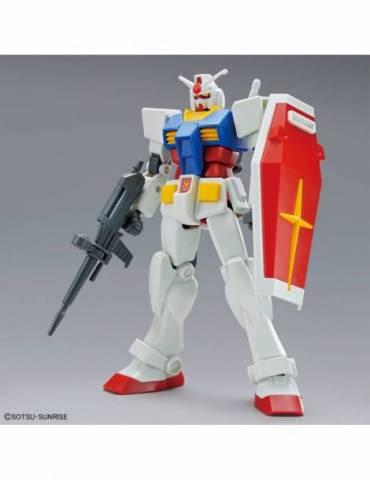 Maqueta RX-78-2 Figura Mobile Suit Gundam Entry Grade Model Kit Escala 1/144