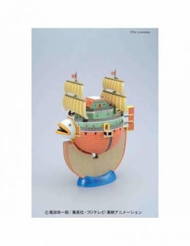Maqueta One Piece Grand Ship Collection: Baratie Model Kit 15 cm