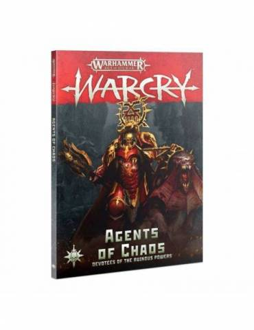 Warcry: Agents of Chaos (Inglés)