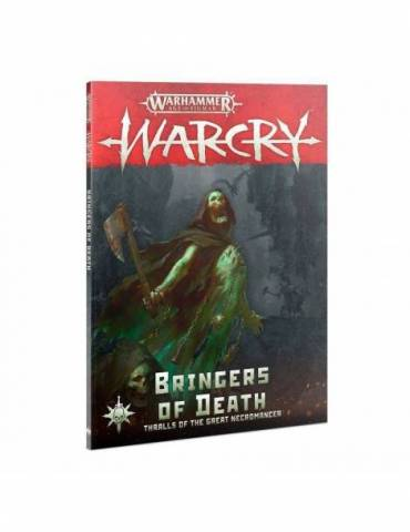 Warcry: Bringers of Death (Inglés)