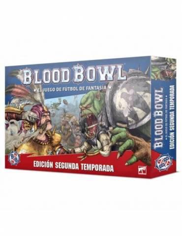 Blood Bowl: Edición Segunda Temporada + Promo