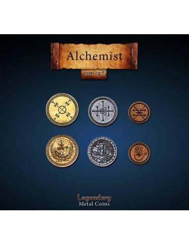 Alchemist Coin Set (24 Coins)