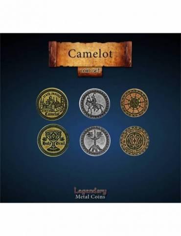 Camelot Coin Set (24 Coins)