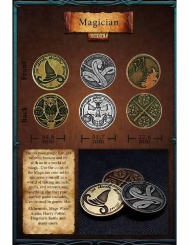 Magician Coin Set (24 Coins)