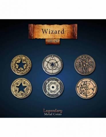 Wizard Coin Set (24 Coins)