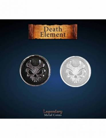 Death Element Set (12)