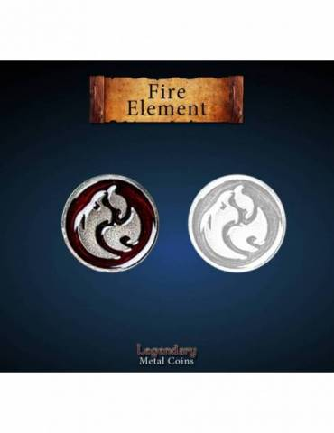 Fire Element Set (12)