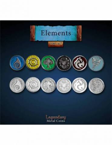 Elements Pack all 6 Elements (6)