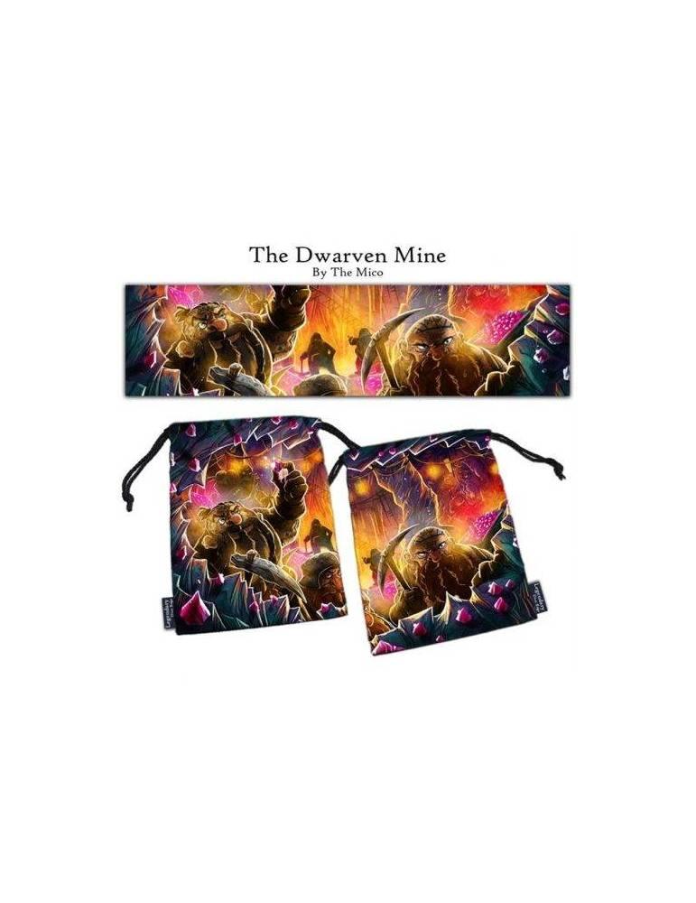 Bolsa para dados The Dwarven Mine