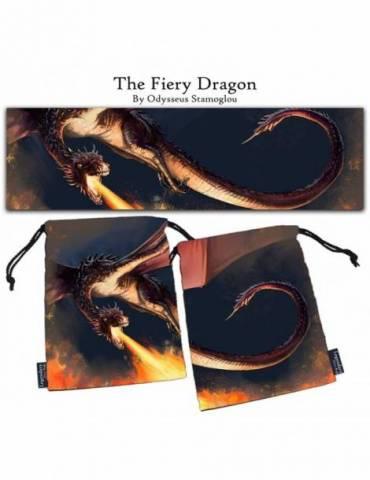 Bolsa para dados The Fiery Dragon
