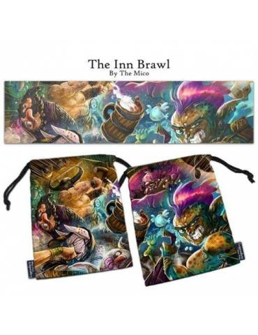 Bolsa para dados The Inn Brawl