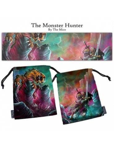 Bolsa para dados The Monster Hunter