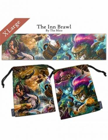 Bolsa para dados The Inn Brawl XL