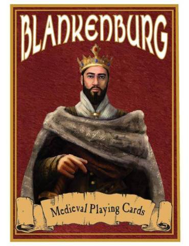 Blankenburg: Medieval Playing Card