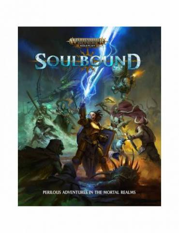 Warhammer Age of Sigmar Soulbound Rulebook