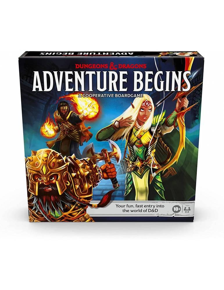 Dungeons & Dragons: Adventure Begins
