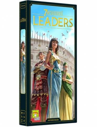 7 Wonders (Second Edition): Leaders