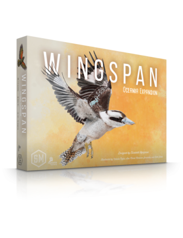 Wingspan: Oceania Expansion (Inglés)