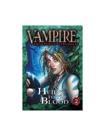 Vampire: The Eternal Struggle - Heirs to the Blood reprint bundle 2