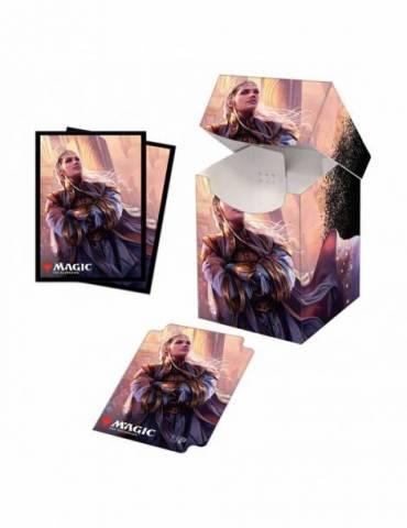 Combo Caja y Fundas Ultra Pro Magic: Commander Legends - Architect of Ascension