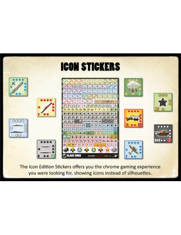 Black Swan: Icon Stickers