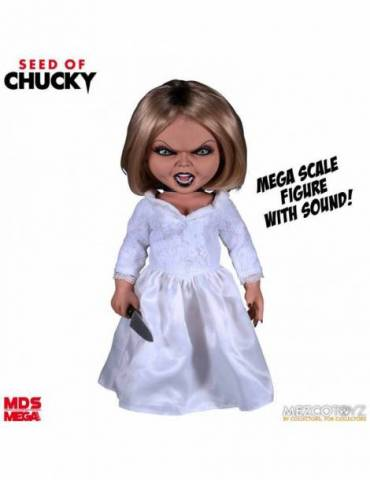 Figura Seed of Chucky: Parlante MDS Mega Scale Tiffany 38 cm