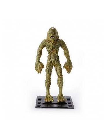 Figura Bendyfig Universal: Monstruo de la Laguna Negra Flexible 18 cm