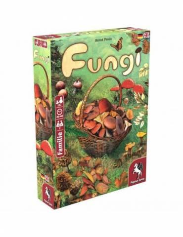 Fungi (Inglés)