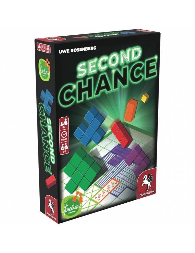 Second Chance [Second Edition] (Inglés)