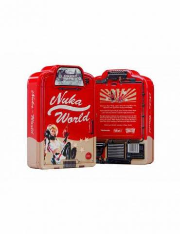 Caja Welcome Kit Fallout: Nuka World