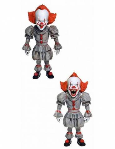 Pack 2 Mini Figuras It Chapter 2 D-Formz: Pennywise