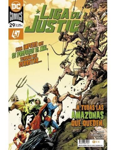Liga de la Justicia núm. 107/ 29