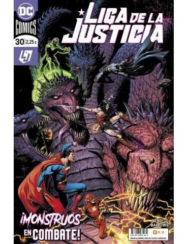 Liga de la Justicia núm. 108/ 30