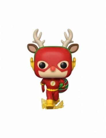Figura POP DC Comics: Rudolph Flash 9 cm
