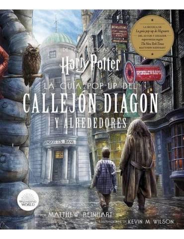 Harry Potter: La Guía Pop-Up del Callejón Diagon