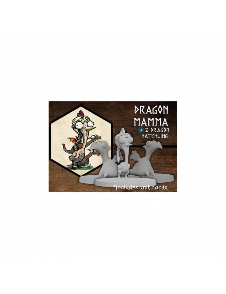 Dragon Mama: War For Chicken Island